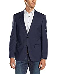 Tommy Hilfiger Tailored Butch Stssld99003, Veste de Costume Homme