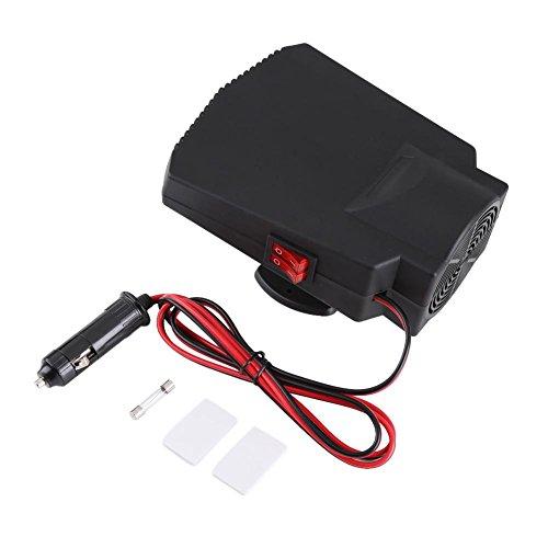Boyfriend Cardig Sbrinatore Auto 12V,Riscaldatore Portatile per Auto 12V 300W Riscaldamento Sbrina Rapidamente la Ventola del Riscaldatore Automatico dello Sbrinatore