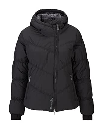 Bench Damen Jacke Jacke Snug schwarz (black) Medium