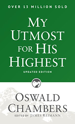 My Utmost for His Highest: Updated Language Paperback por Oswald Chambers