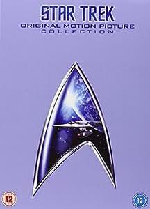 Star Trek: Original Motion Picture Collection 1-6 [DVD]