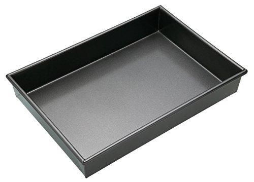 Tiefe Backform Rechteckige (Master Class Kuchenform/Backform mit Antihaftbeschichtung, 35cm x 24cm)