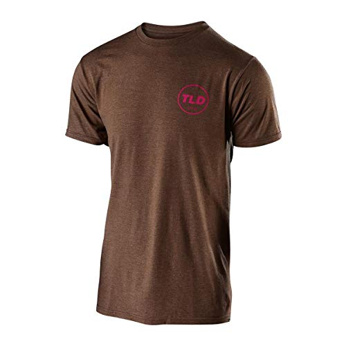 Troy Lee Designs T-Shirt Massive Come Up Braun Gr. M (Massive Tshirt)