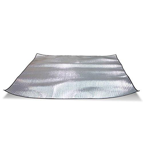 Winomo stuoia di picnic impermeabile soffitto alluminio outdoor tote schermo pad per la spiaggia camping su erba sand proof 200* 150cm