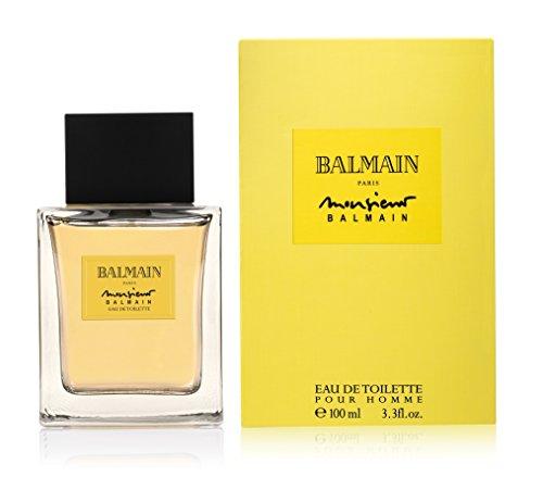 Balmain Monsieur Eau de Toilette, 100 ml