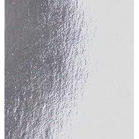Encaustic Metallicfolie - Zauberfolie, Silber