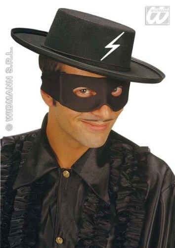 Widmann-Hut Zorro Caballero aus Filz, Mehrfarbig, 004.wd2506z