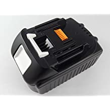 vhbw Li-Ion batería 4000mAh para herramienta eléctrica Makita BHP456RFWX, BHP456Z, BHP458, BHR202, BHR202F, BHR202RFE por BL1830, 194204-5.