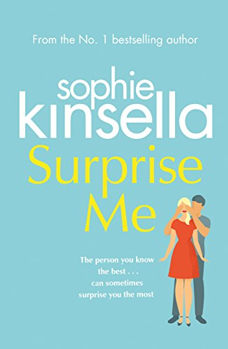 Surprise me by sophie kinsella review kinsellasophie surprise me by kinsella sophie fandeluxe Image collections