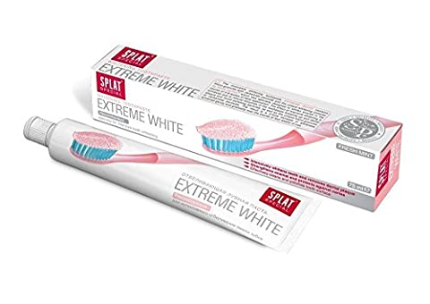 Splat Extreme White Zahnpasta, 1er Pack (1 x 75 ml)