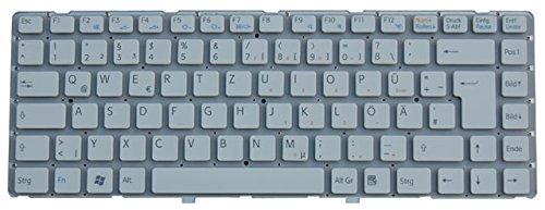 Original Tastatur Sony Vaio VGN-NW21MF Series Neu DE ohne Rahmen