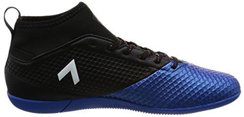 adidas Ace 17.3 Primemesh In, pour les Chaussures de Formation de Football Homme Noir (Negbas/ftwbla/azul)