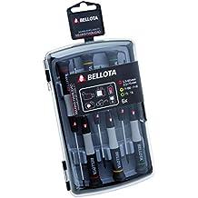 Bellota 6250J - Pack de 6 destornilladores de precisión