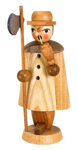 Un'altezza della guardia notturna della figurina dell'armadietto di esposizione di 9.5 montagne del minerale metallifero di Natale di Seiffen della scatola della regolazione di cm NUOVE