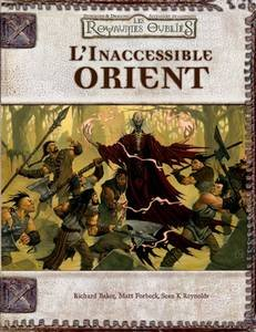 L'Inaccessible Orient par Matt Forbeck