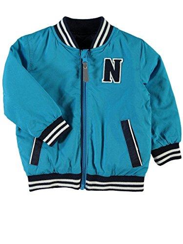 Giubbotto reversibile Name It Azulon 104 Blue