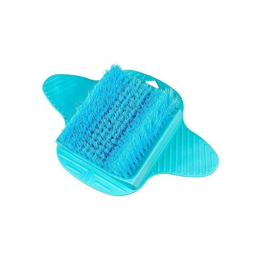 Uctop Store Pied Spa masseur et à récurer rigide Dead Rough Dry Skin Callus Remover Outil Brosse