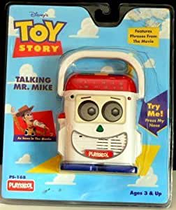 TOY Story - Talking Mr. MIKE by Playskool