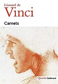 Carnets par Léonard de Vinci