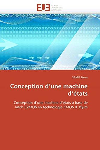 Conception d une machine d états par SAMIR Barra