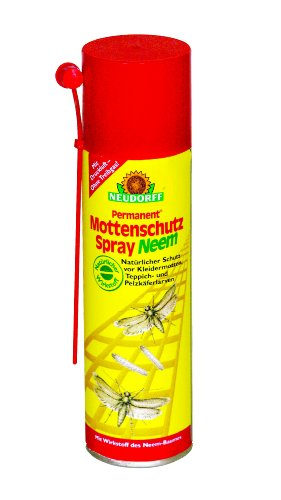 Neudorff Permanent Mottenschutz Spray Neem, 200ml