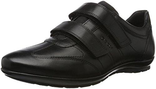 Geox Herren U Loris NP Abx F Klassische Stiefel, Schwarz (Black), 40 (Männer Online Schuhe)