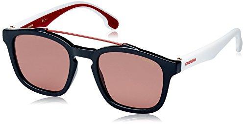 Carrera Unisex-Erwachsene 1011/S 4S 807 Sonnenbrille, Schwarz (Black Pink), 52