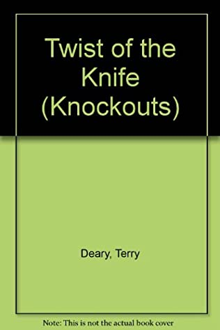book cover of Twist of the Knife