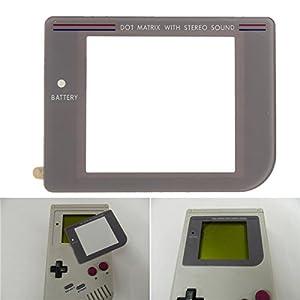 GOZAR Ersatz-Schutzscheibe Objektiv Für Original Nintendo Game Boy