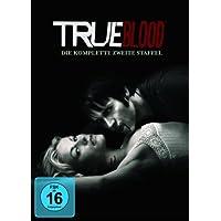 True Blood - Die komplette zweite Staffel [5 DVDs]