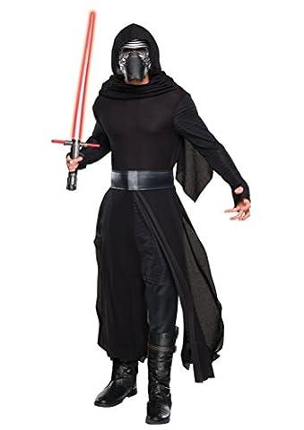 Kylo Ren-Kostüm für Erwachsene - Star Wars VII Deluxe M