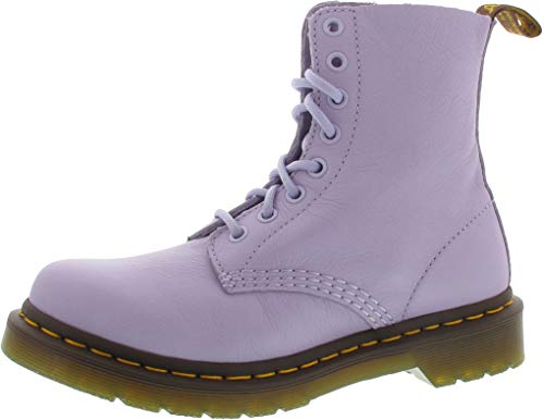 Dr. Martens Pascal Virginia - 8 Eye Boot - Purple Heather (Lila) - Stiefel (40)