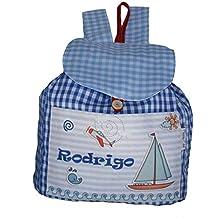 Bolsa mochila marinera (28 x 30x12 cm. aproximadamente)