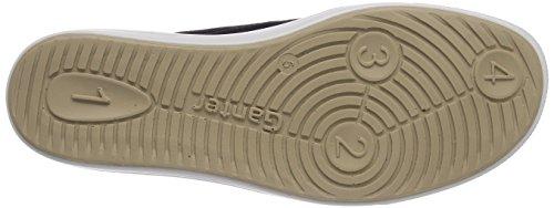 Ganter Giulietta, Weite G, Pantofole da Donna Grigio (ozean 3000)