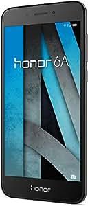 Honor  6A Smartphone débloqué 4G (Ecran: 5 pouces - 16 Go - Double Micro-SIM - Android) Gris