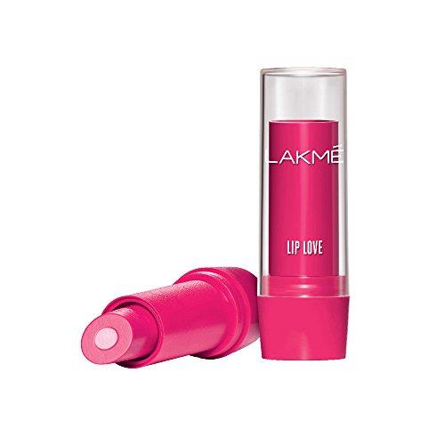 Lakme Lip Love Lip Care, Strawberry, 3.8 g
