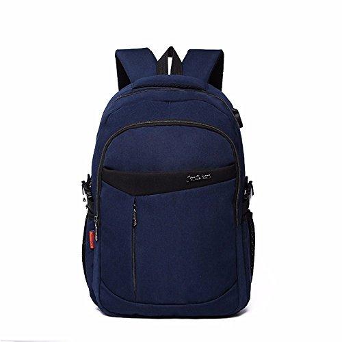 74f855b3ab115 Unisex - Schultaschen Wasserdicht Wandern Rucksack Cool Sport - Rucksack  Laptop Rucksack Schule Rucksack Einfarbig Brief