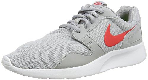 Nike Kaishi Herren Laufschuhe Grau (Wolf Grey/Daring Red 060)