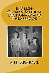 English-German Medical Dictionary and Phrasebook