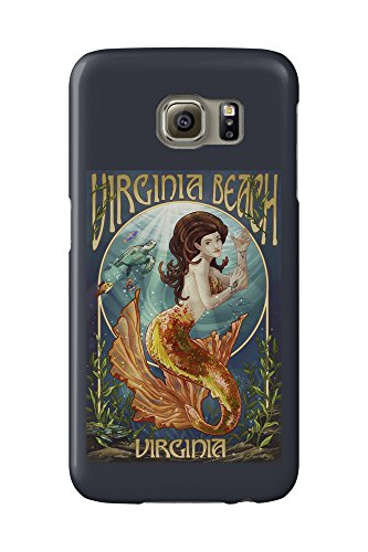 virginia-beach-virginia-mermaid-galaxy-s6-cell-phone-case-slim-barely-there