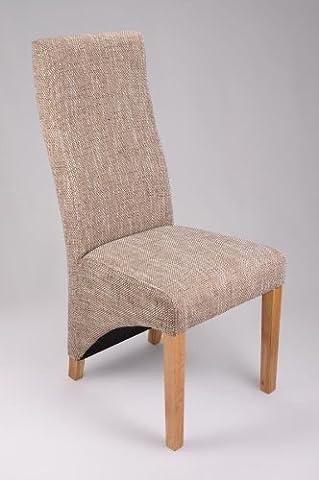 Shankar Baxter Tweed Chair