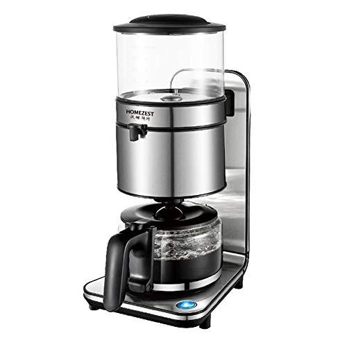 GxyWan Kaffeemaschine-Tropf-Art 5-10 Cup-Edelstahlkörper-energiesparende Isolierung an der Wand...