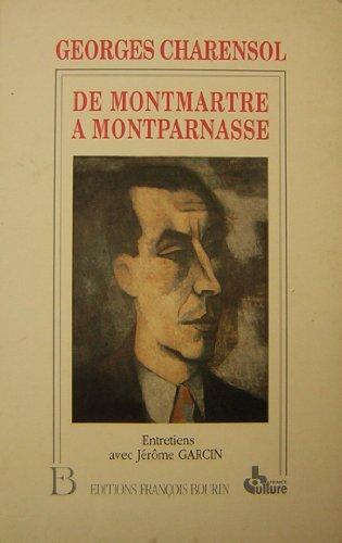 De Montmartre  Montparnasse