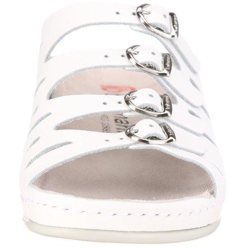 Berkemann Hassel - Pantofola, , taglia Bianco