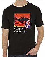 Battle of Britain Men's Fashion Quality Heavyweight T-Shirt.