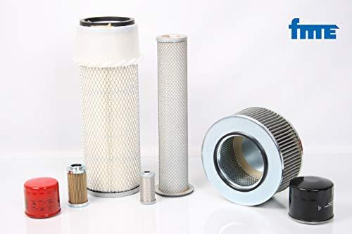 Komatsu 4D98E-1FB Lot de 75 filtres pour Komatsu PW 75