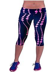Pantalones mujer deporte Sannysis YOGA Pantalones Mallas para mujer