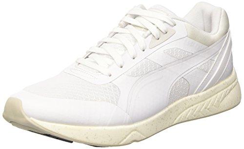 Puma 698 Ignite Scarpa Running Bianco