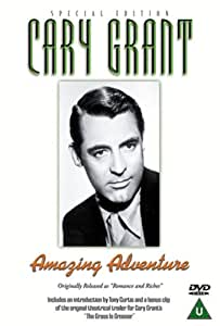 Cary Grant- Amazing Adventure [DVD] [2002]