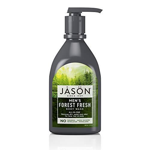 JASON Herren Alles in Einem Duschgel, 30 Fl Oz (Verpackung Können Variieren) -